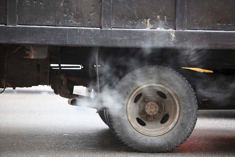 Un de cada 5 vehicles no podrà circular per Barcelona els dies de contaminació