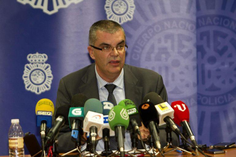 Santiago Villanueva detalla algunas de las líneas de investigación de la desaparición de Diana Quer
