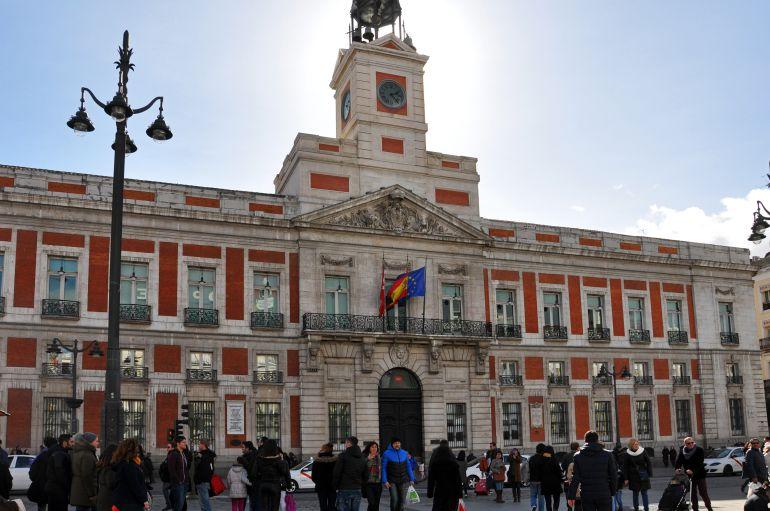 Ahora Madrid Y Podemos Apoyan La Protesta De Sol Radio