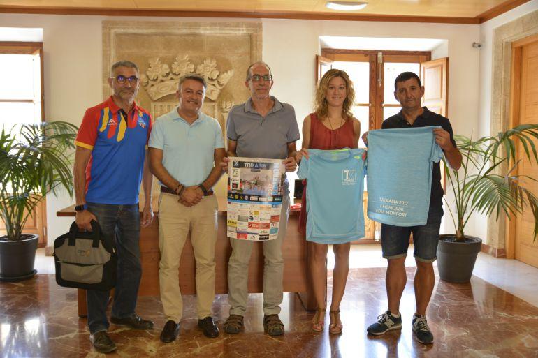 Presentación del Trixàbia, a celebrar el domingo 24 de septiembre.