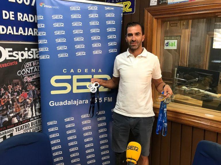 Dani Molina, un campeón que no se cansa de ganar
