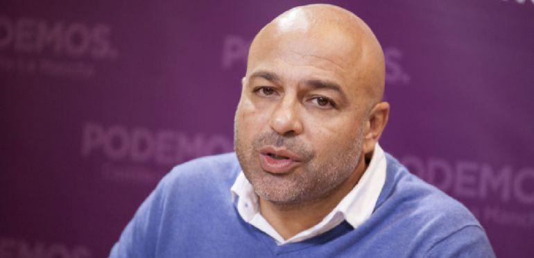 José García Molina, vicepresidente segundo de Castilla-La Mancha y secretario regional de Podemos