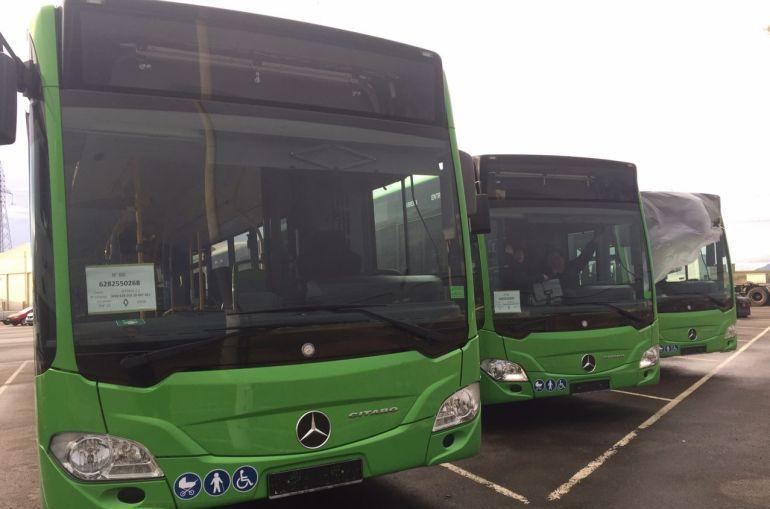 Vitoria invertirá 3,5 millones en 10 nuevos autobuses híbridos