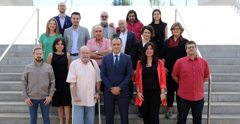 Jurado de los Premios Literarios de Jaén 2017 que organiza la Fundación CAJAGRANADA.