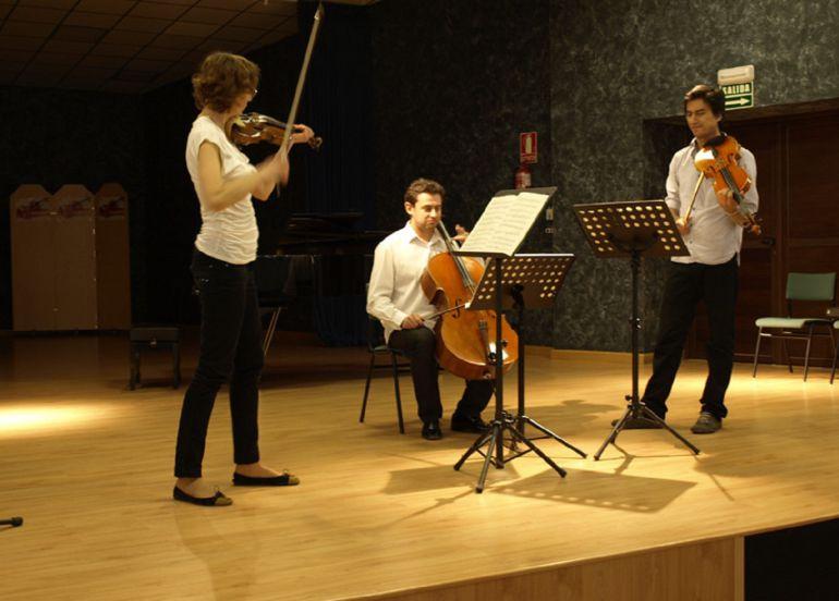 Interpretación de música de cámara en pasadas ediciones del concurso