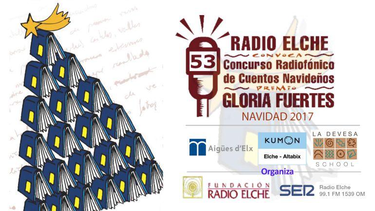 Convocatoria de la 53 Edición del Concurso de Cuentos Navideños Premio Gloria Fuertes
