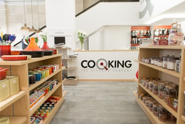 COOKING The Kitchen Company, un lugar de lo más apetecible