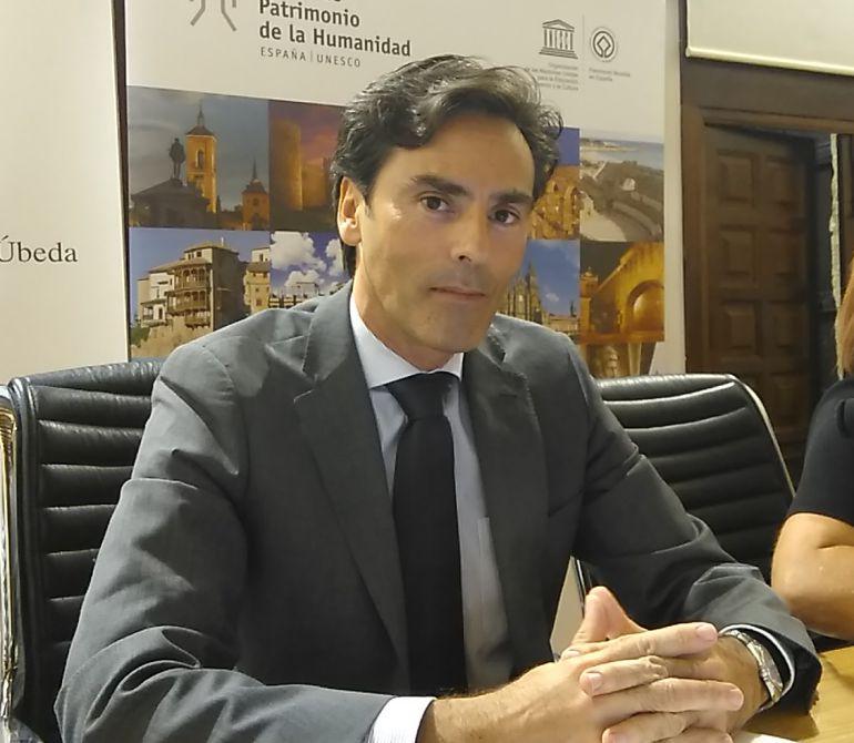 Ángel Rosado, gerente del GCPH