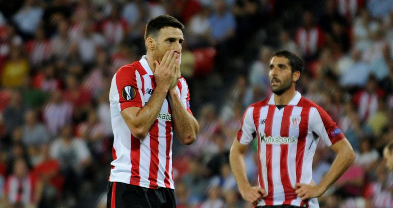 Soccer Football - Europa League - Athletic Bilbao vs Zorya Luhansk - San Mames, Bilbao, Spain
