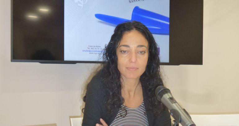 Ana González Abelleira, concejal de Bienestar Social e Igualdad