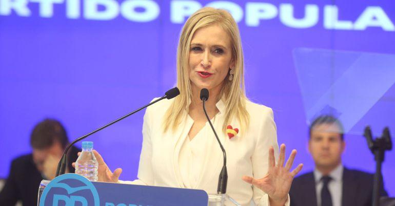 Cifuentes pone fin al maquillaje del censo del PP de Madrid