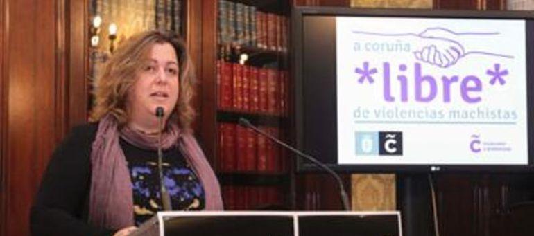 Rocio Fraga, foto de archivo
