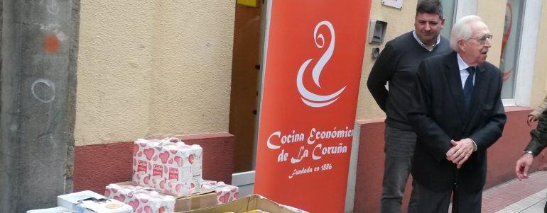 A coru a los capuchinos despiden hoy a alberto mart - Cocina economica coruna ...
