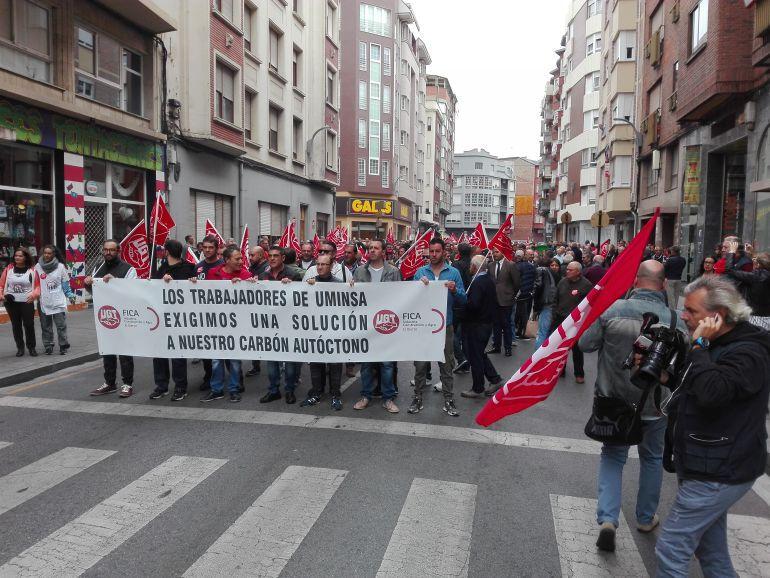 Manifestación convocada por FICA-UGT el 19 de septiembre