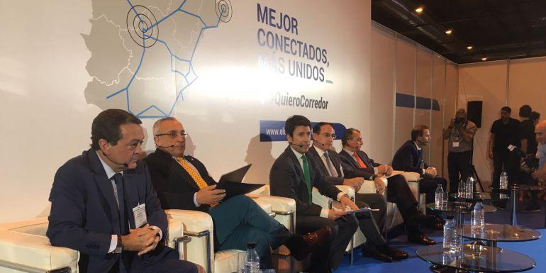 De la Serna dice que financiación del Corredor Mediterráneo está garantizada