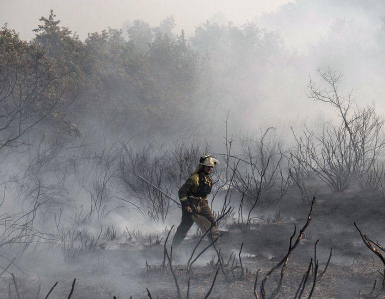 Un año más el verano en Ourense ha sido duro a nivel de incendios. Con el otoño ya iniciado pero sin lluvias la situación no mejora.