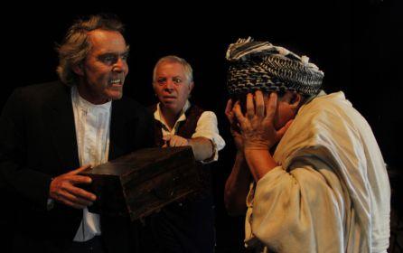 """Teatro Corsario estrena en el Calderón """"Traidor"""", la mejor obra de Zorrilla"""