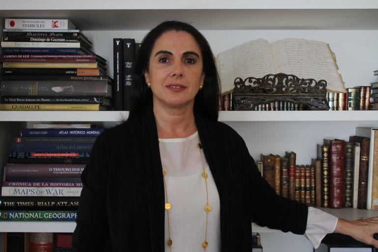 """Inés Olarán ingresa mañana en la Real Sociedad Bascongada de Amigos del País como """"socia de número"""""""