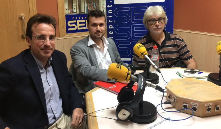 PP, PSOE y Ganar Fuenlabrada analizan el discurso del rey Felipe VI y la situación catalana.