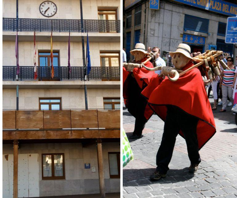 El Ayuntamiento de la Villa Raudense y la imagen de una Botarga