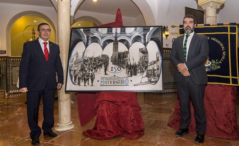 Presentada la agenda del 150 aniversario del Círculo Mercantil