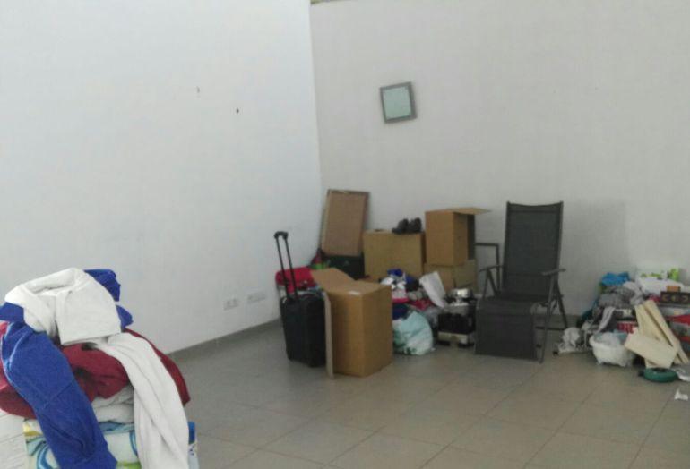 Habitación en la casa de Claudia