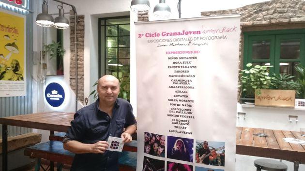 """Ciclo """"GranadaJoven Lemon Rock"""" con exposiciones sobre el rock granadino"""