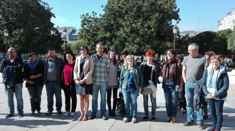 Visita de Ana Pontón este lunes en Lugo