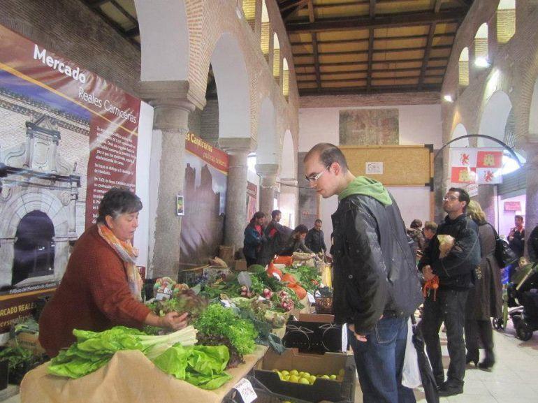 Úbeda acogerá un mercado de productos ecológicos y actividades para fomentar su consumo