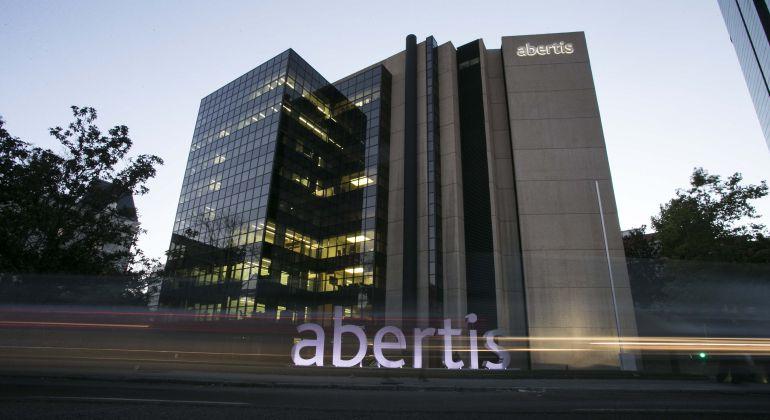 La seu d'Abertis, que avui debatrà el trasllat de seu social