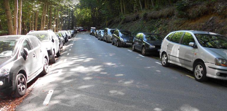 La Diputació regularà l'accés de vehicles al Montseny