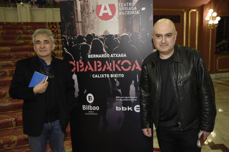 Bernardo Atxaga y Calixto Bieito