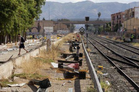El soterramiento separa a Murcia y Valladolid