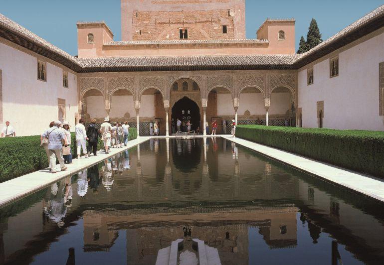 La Alhambra, primer reclamo turístico también durante el puente