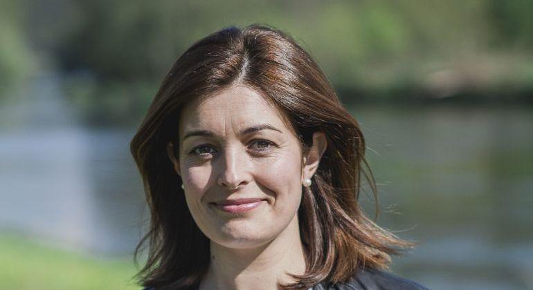 Mari Teijeiro, edil del PP de Lugo