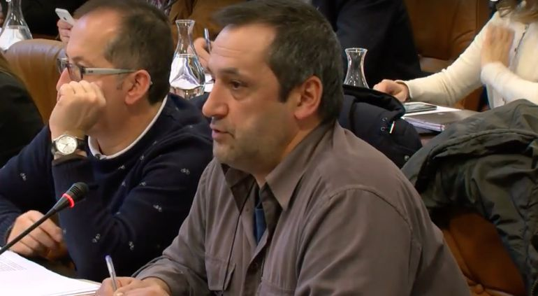 Xosé Ferreiro (BNG) denuncia los recortes en cultura de la Diputación de Lugo