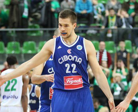 Emir Sulejmanovic, nun encontro coa Cibona