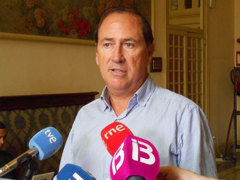 """El PP balear dice que el artículo 155 ha """"comenzado a aplicarse"""" y considera """"proporcionada"""" la respuesta de Rajoy"""