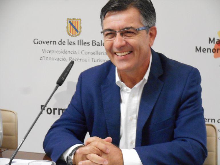 Toni Abrines, presidente de AVIBA