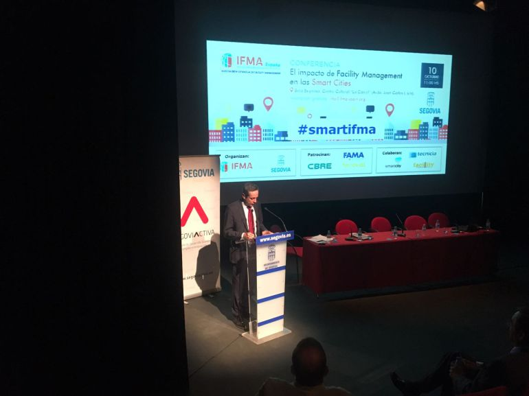 Jornadas facility management en las Smart Cities