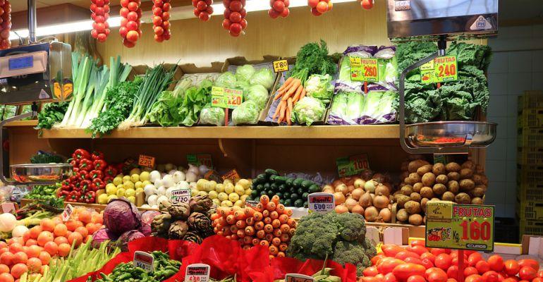 Nos vamos al mercado para conocer los productos de temporada que llegan hasta nuestros platos