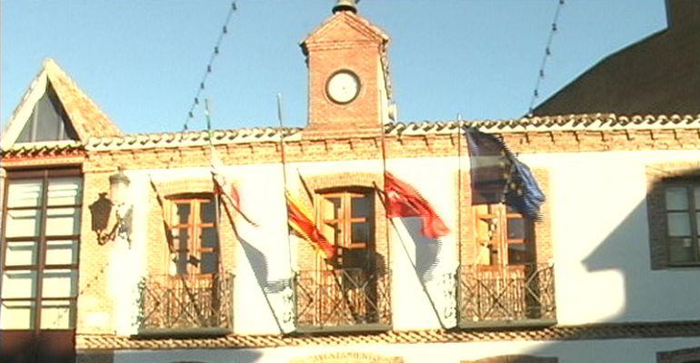 Fachada del ayuntamiento de San Agustín del Guadalix