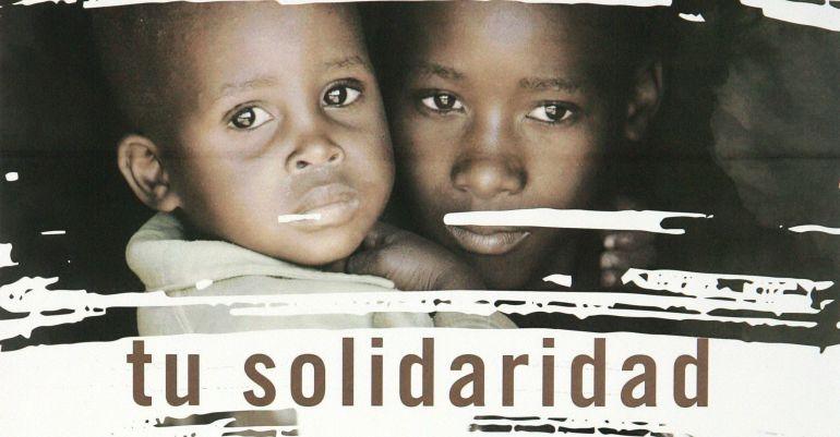 Cartel de la Semana por la Solidaridad y la Promoción del Voluntarios de Tres Cantos 2017