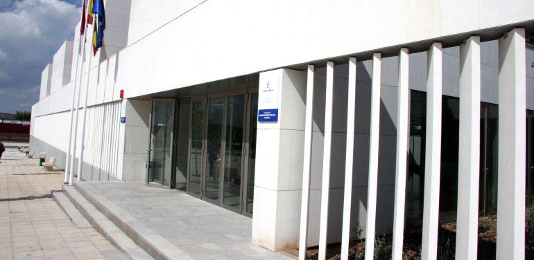 Sede de la Escuela de Administración Regional de Castilla-La Mancha en Toledo
