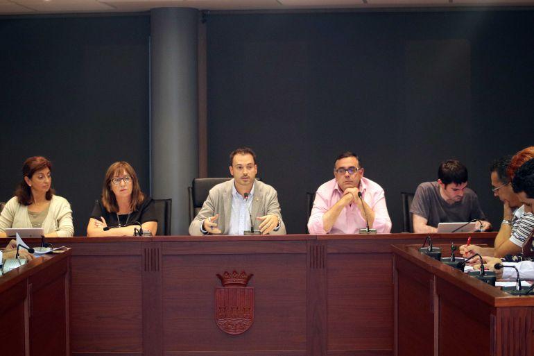 El ayuntamiento reclama la construcción del nuevo cuartel