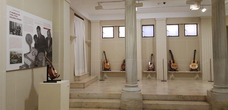 """Exposición """"Honores a la Casa Ferrer"""" en el carmen de la Fundación Rodríguez-Acosta de Granada"""