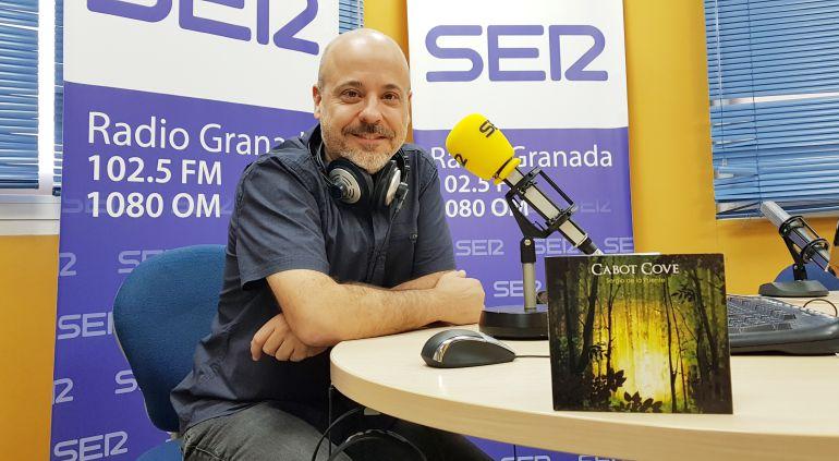 Sergio de la Puente, en Radio Granada