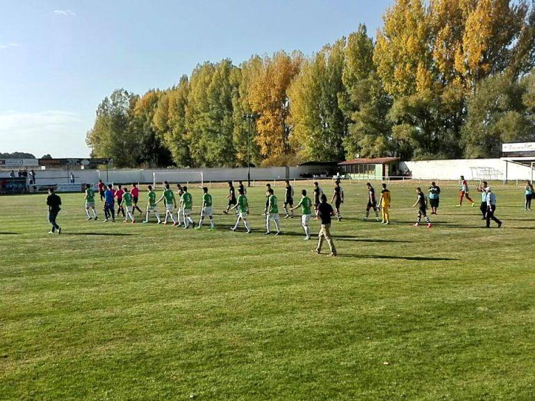 Imagen del club. San José vs Unionistas de Salamanca.