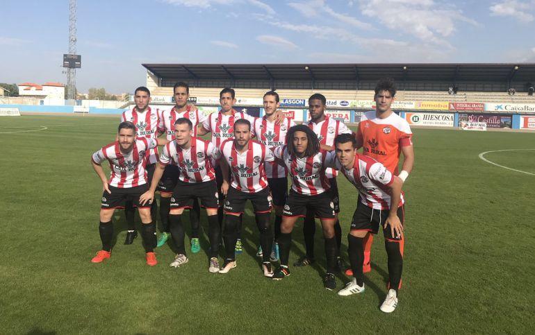 Derrota del Zamora (2-0)