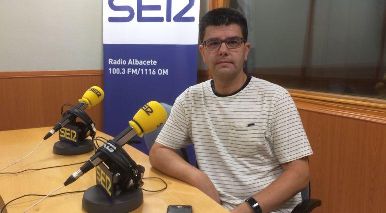 Ramón Martínez en Radio Albacete